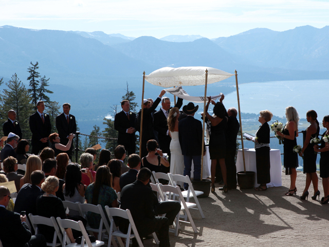 Ceremony at the Top of the Tram, Heavenly