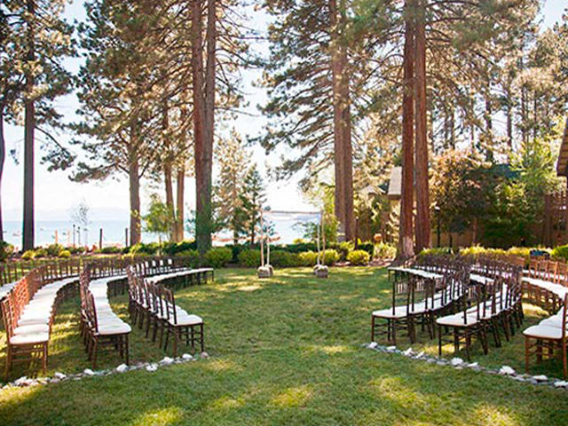 Lake Dj Wedding Ceremonies Tahoe Weddings