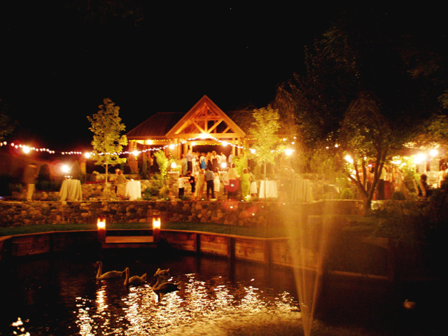 Wedding at Three Ponds in Reno