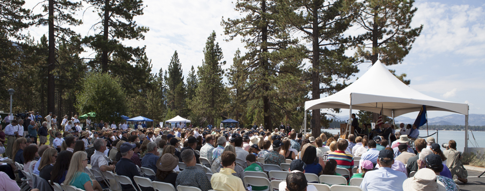 Tahoe Fund Event