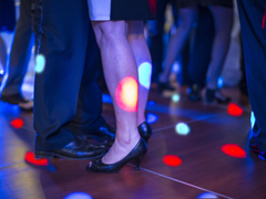 LakeDJ Dancefloor Lighting